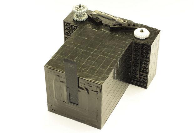Lego Medium Format Camera