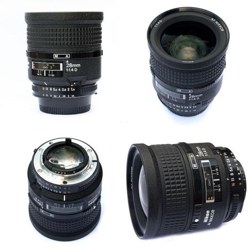 Nikon AF-S 28mm f1.4D
