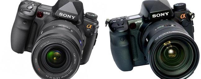 Sony Alpha A850 A900