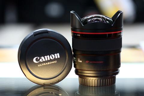 Canon EF 14mm f2.8L II