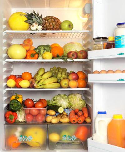 Tránh tình trạng quá tải cho tủ lạnh