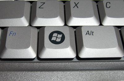 Windows key trền bàn phím. Ảnh : ideastorm
