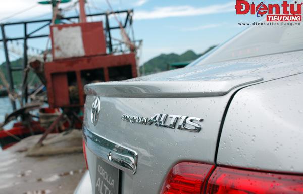 Toyota Corrola Altis 2.0