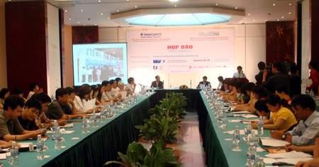 Vietnam Comm & Vietnam Electronics 2009