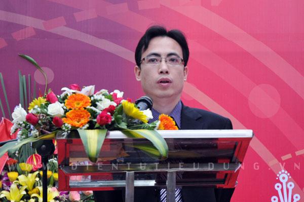 Khai trương siều thị điện máy Trần Anh