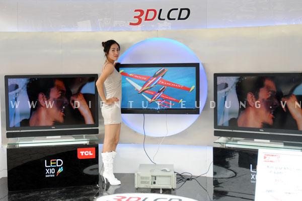 TCL 3D không cần kính