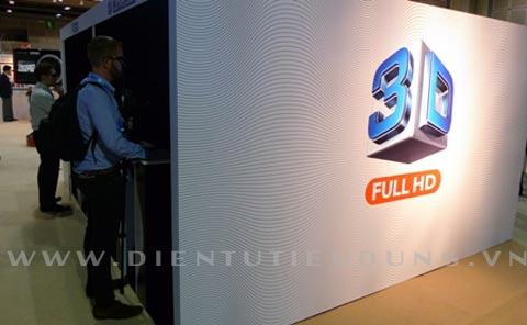 TV 3D full HD