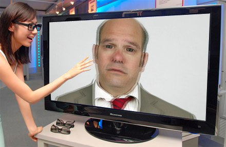 TV 3D của LG