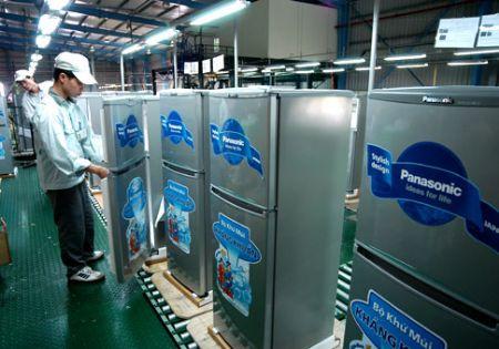 Nhà máy sản xuất của Panasonic