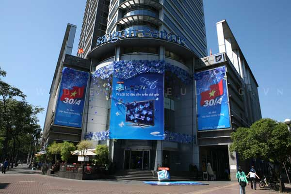 le hoi Samsung 3D LED TV Fest