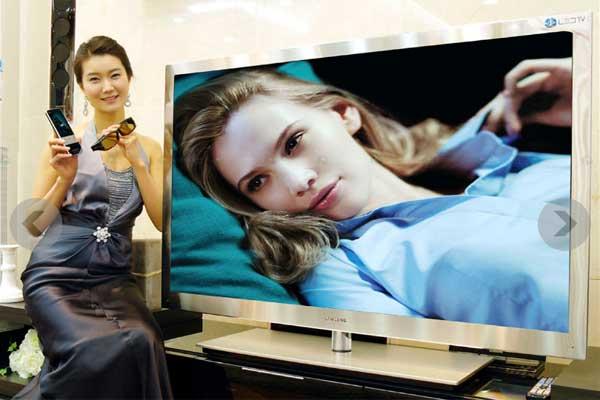 Samsung LED 3D C9000