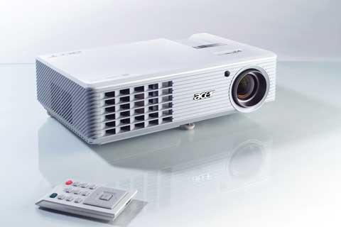May chieu 3D Acer H5360 va X1261