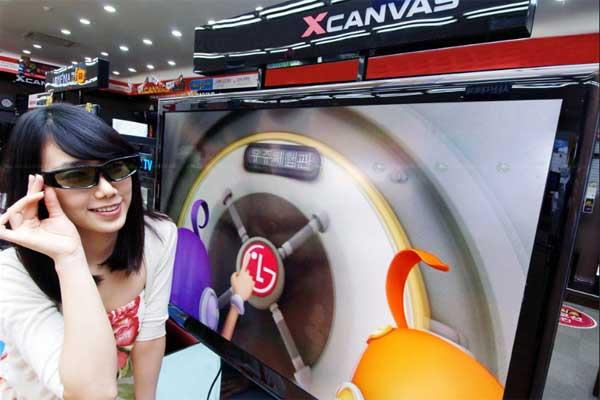 LG LX6500 HDTV 3D