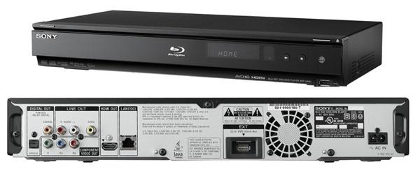 Sony BDP- N460