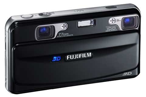 FinePix Real 3D W1,  Fujufilm