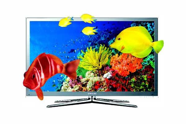 TV cong nghe 3D