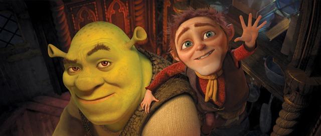 3D, DreamWorks