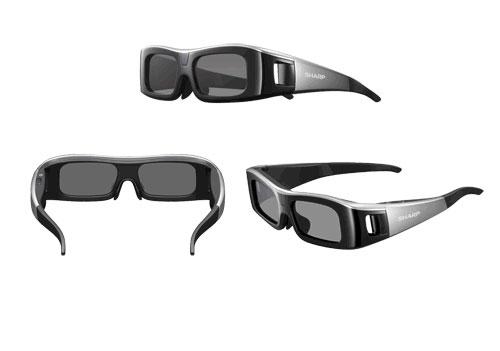 Sharp 3D Glass