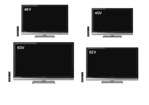 Sharp HDTV