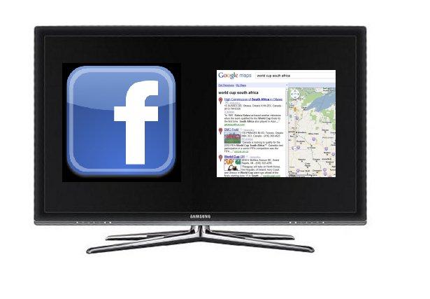 Facebook và Google Maps