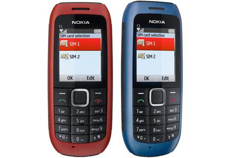 Nokia C1 và C2