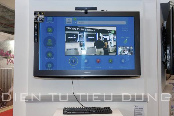 Panasonic tại VCW 2010
