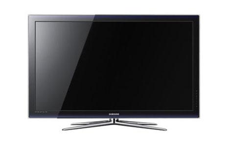 Mẫu TV 3D giá rẻ C680 của Samsung. Ảnh: Samsung