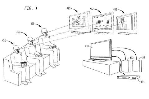Sony phát triển ứng dụng 3D