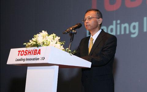 Toshiba công bố chiến dịch năm 2010