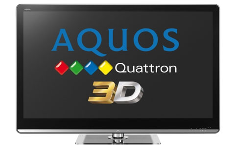 Sharp AQuos 3D