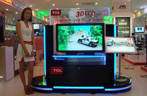 3D TCL