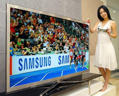 Samsung TV3D