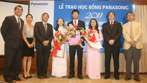 Lễ trao học bổng Panasonic Scholarship