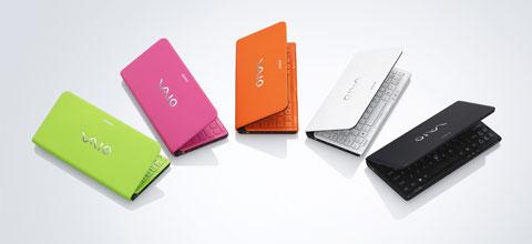 Xu hướng thiết kế laptop 2010