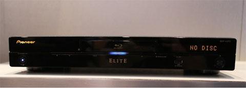 Đầu Blu-ray 3D đầu tiền của Pioneer, BDP-430, BDP-43FD và BDP-41FD