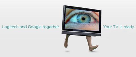 GoogleTV của Logitech