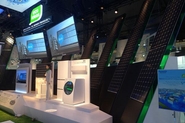 Panasonic tại CEATEC 2010
