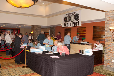 Rocky Mountain Audio Fest 2010: