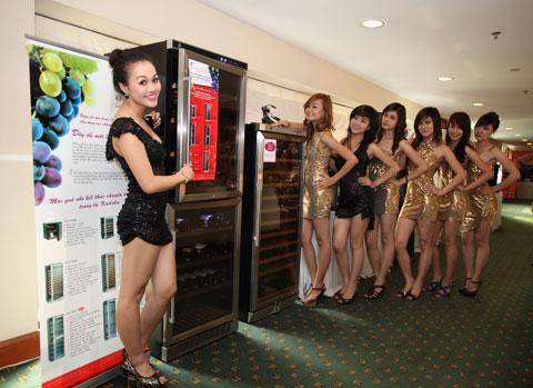 Hanoi Audio Visual Show 2010