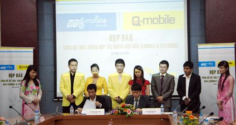 VTC-mobile, ABtel, Q-mobile, Q-Store