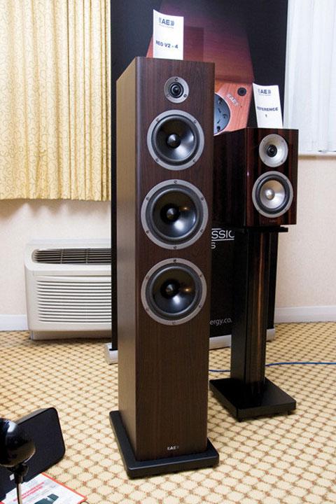 Acoustic Energy Neo 4