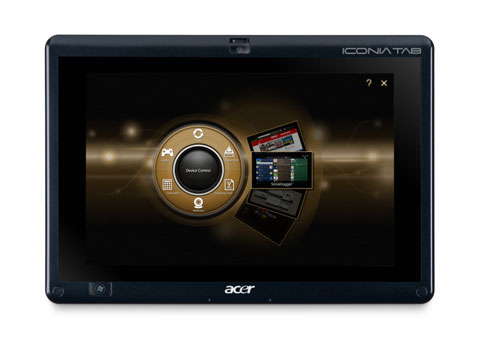 Acer Iconia Tablet W500