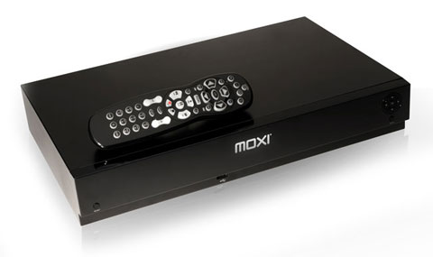 Đầu DVR HD Moxi 3