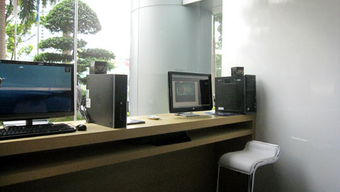 HP Total Care Center