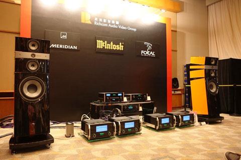 Hong Kong High End Audio Visual Show 2011