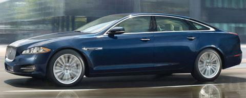 Jaguar XJ Supersport 2011