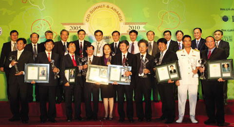 IDG, CNTT, CIO, AWARDS