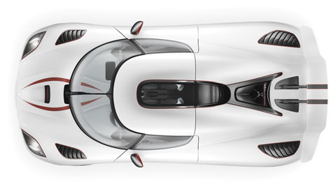 Keonigsegg Agera R