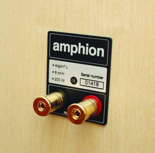 Loa Amphion Argon 3L, Loa, Amphion Argon 3L, Amphion, Argon 3L