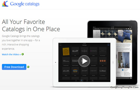Google, Google Catalogs, App-News, Web-News